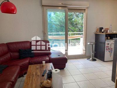 Vue n°2 Appartement 2 pièces à vendre - ANTIBES (06600) - 40.37 m²