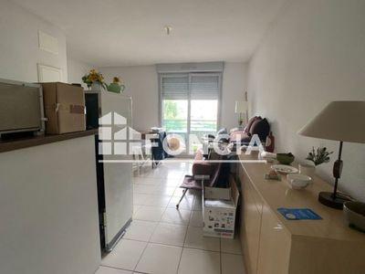 Vue n°2 Appartement 2 pièces à vendre - ALBERTVILLE (73200) - 35.46 m²