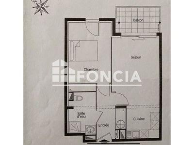 Vue n°2 Appartement 2 pièces à vendre - LA TESTE DE BUCH (33260) - 43.5 m²