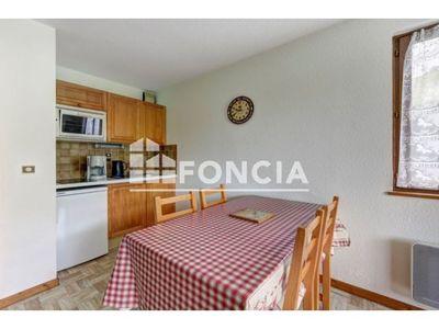 Vue n°3 Appartement 1 pièce à vendre - LE GRAND BORNAND (74450) - 25.69 m²