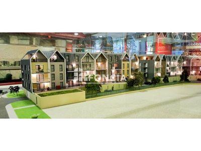 Vue n°2 Appartement 4 pièces à vendre - COURSEULLES SUR MER (14470) - 87.58 m²