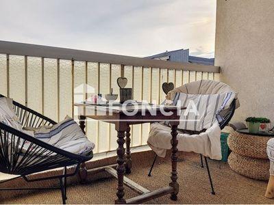 Vue n°2 Appartement 2 pièces à vendre - SEYNOD (74600) - 49.78 m²