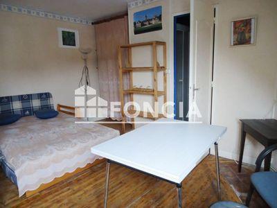 Vue n°3 Appartement meublé 1 pièce à louer - FLERS (61100) - 27 m²