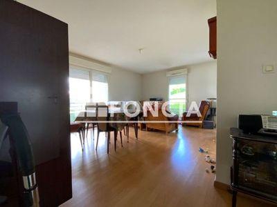 Vue n°3 Appartement 2 pièces à vendre - CHOLET (49300) - 49 m²