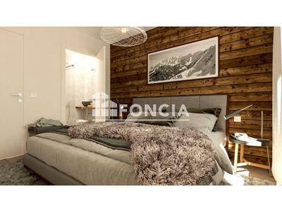 Vue n°2 Appartement 3 pièces à vendre - PRAZ SUR ARLY (74120) - 66.6 m²