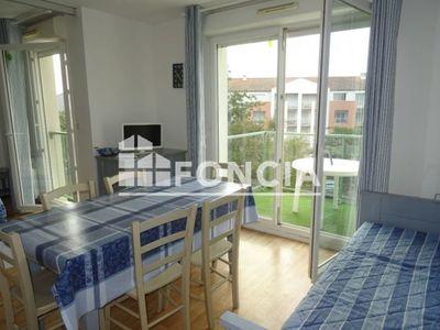 Vue n°2 Appartement 2 pièces à vendre - LES SABLES D'OLONNE (85100) - 31.15 m²