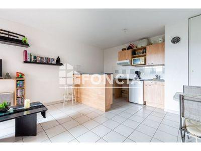 Vue n°2 Appartement 2 pièces à vendre - ERSTEIN (67150) - 38.62 m²