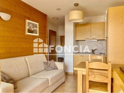 Vue n°2 Appartement 2 pièces à vendre - SAINTE FOY TARENTAISE (73640) - 29.31 m²