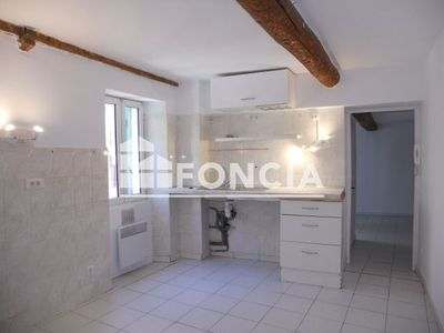 Vue n°2 Appartement 2 pièces à louer - CASTELLAR (06500) - 30.62 m²