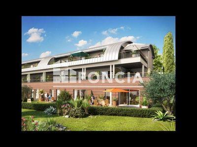 Vue n°2 Appartement 2 pièces à vendre - VALLAURIS (06220) - 44.78 m²