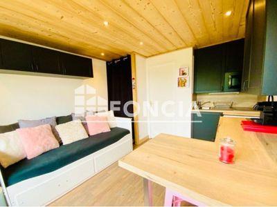 Vue n°3 Appartement 1 pièce à vendre - MONTGENEVRE (05100) - 18 m²