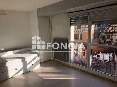 Vue n°2 Appartement 1 pièce à louer - COLMAR (68000)