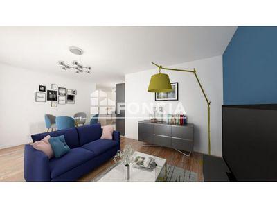 Vue n°2 Appartement 4 pièces à vendre - MONTREUIL (93100) - 74 m²