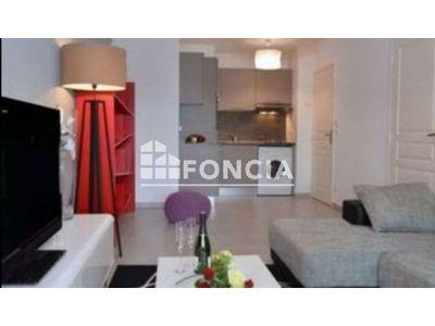Vue n°3 Appartement 2 pièces à vendre - JUAN LES PINS (06160) - 41 m²