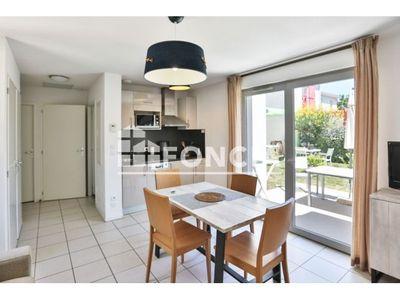 Vue n°3 Appartement 2 pièces à vendre - TALMONT SAINT HILAIRE (85440) - 34.29 m²