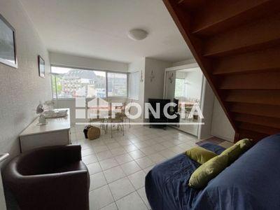 Vue n°3 Appartement 2 pièces à vendre - PERROS GUIREC (22700) - 47.37 m²