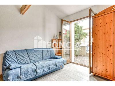 Vue n°2 Maison 2 pièces à vendre - GRUISSAN (11430)