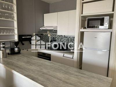 Vue n°3 Appartement meublé 2 pièces à louer - COURSEULLES SUR MER (14470) - 49.8 m²