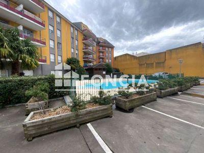 Vue n°2 Appartement 1 pièce à vendre - TARBES (65000) - 22 m²