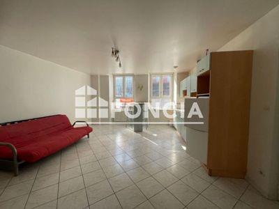 Vue n°2 Appartement 2 pièces à vendre - LISIEUX (14100) - 49.97 m²