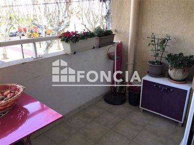 Vue n°2 Appartement 2 pièces à vendre - LA SEYNE SUR MER (83500) - 46 m²