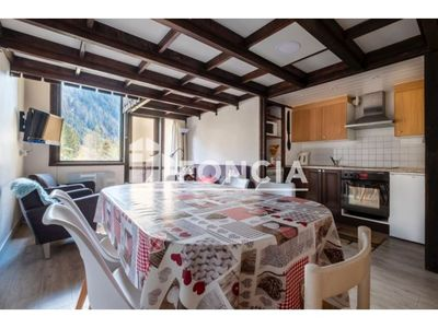 Vue n°3 Appartement 4 pièces à vendre - CHAMONIX MONT BLANC (74400) - 57.05 m²