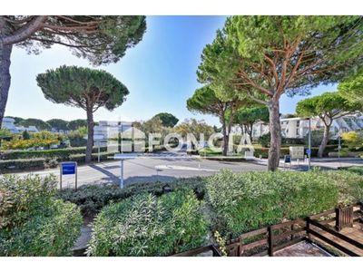 appartement 2 pièces à vendre LA GRANDE MOTTE 34280 32 m²