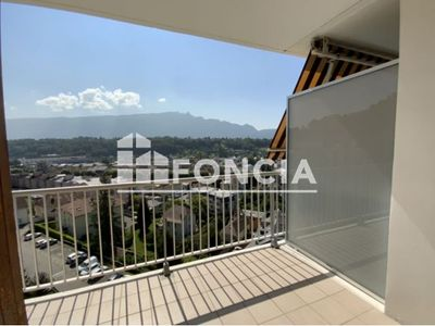 Vue n°2 Appartement 3 pièces à vendre - AIX LES BAINS (73100) - 72.86 m²