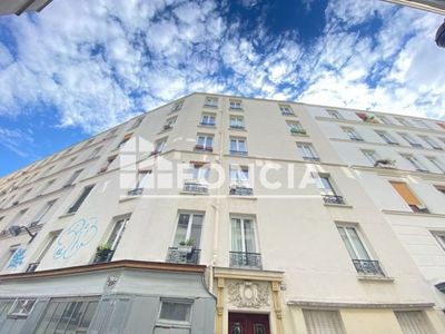 Vue n°2 Appartement 2 pièces à vendre - PARIS 20ème (75020) - 33 m²