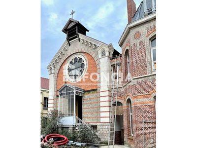 Vue n°2 Appartement 2 pièces à vendre - VALENCIENNES (59300) - 110 m²