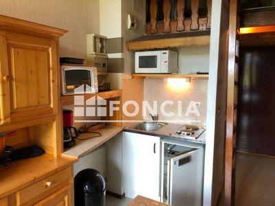 Vue n°2 Appartement 1 pièce à vendre - BELLEVAUX (74470) - 15.5 m²