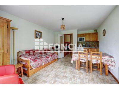 Vue n°2 Appartement 1 pièce à vendre - LE GRAND BORNAND (74450) - 25.69 m²