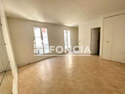 Vue n°3 Appartement 1 pièce à vendre - PARIS 20ème (75020) - 23.77 m²
