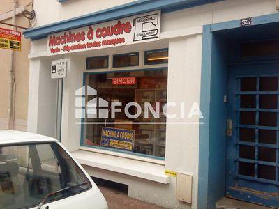 Vue n°2 Local commercial 2 pièces à louer - LORIENT (56100) - 24.47 m²
