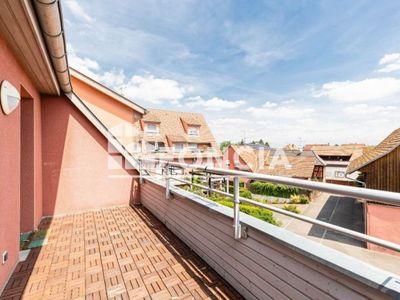 Vue n°2 Appartement 4 pièces à vendre - BOURGHEIM (67140) - 95.25 m²