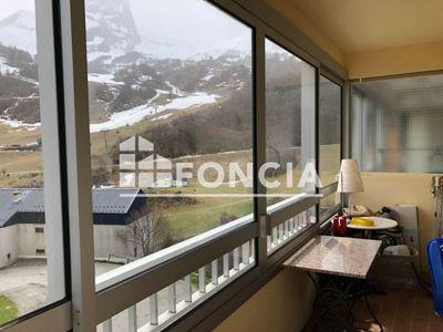 Vue n°3 Appartement 2 pièces à vendre - GOURETTE (64440) - 43 m²