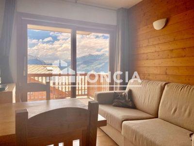 Vue n°3 Appartement 2 pièces à vendre - SAINTE FOY TARENTAISE (73640) - 29.31 m²