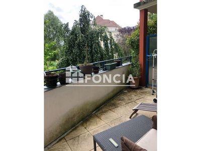 Vue n°2 Appartement 2 pièces à vendre - LE PLESSIS ROBINSON (92350) - 44 m²