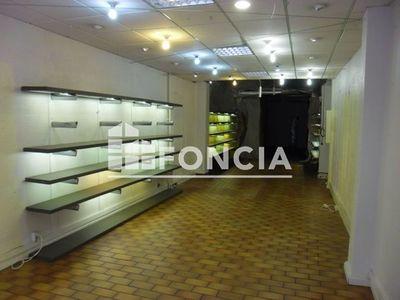 Vue n°2 Local commercial 1 pièce à louer - SAINT-AVOLD (57500) - 94.47 m²