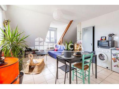 Vue n°3 Appartement 2 pièces à vendre - ANGERS (49100) - 31.21 m²