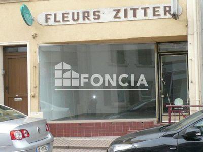 Vue n°2 Local commercial 1 pièce à louer - CREUTZWALD (57150) - 52.16 m²
