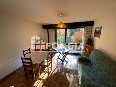 Vue n°3 Appartement 1 pièce à vendre - SAINT CHAFFREY (05330) - 25 m²
