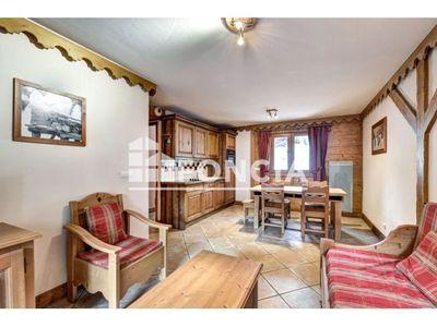 Vue n°2 Appartement 3 pièces à vendre - SAINT CHAFFREY (05330) - 51.6 m²