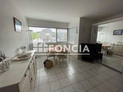 Vue n°2 Appartement 2 pièces à vendre - PERROS GUIREC (22700) - 47.37 m²