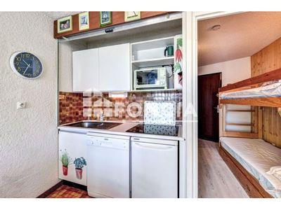 Vue n°3 Appartement 1 pièce à vendre - MONTGENEVRE (05100) - 24 m²