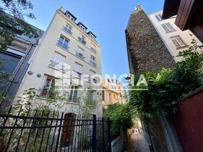 Vue n°3 Appartement 2 pièces à vendre - PARIS 20ème (75020) - 27.39 m²
