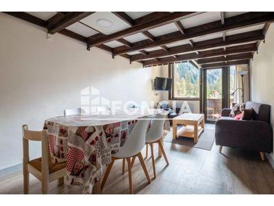 Vue n°2 Appartement 4 pièces à vendre - CHAMONIX MONT BLANC (74400) - 57.05 m²