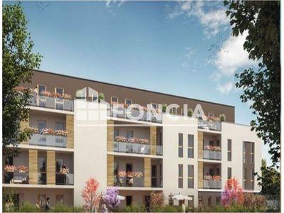 Vue n°3 Appartement 3 pièces à vendre - NANCY (54000) - 69.4 m²