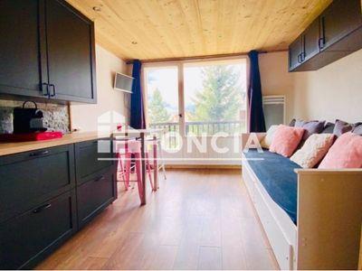 Vue n°2 Appartement 1 pièce à vendre - MONTGENEVRE (05100) - 18 m²