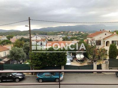 appartement 1 pièce à vendre LA SEYNE SUR MER 83500 29 m²